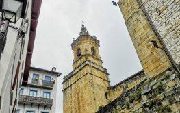 Fuenterrabia Torreon de la Iglesia