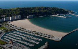 Playa de Hondarribia - Hotel Palacetejpg
