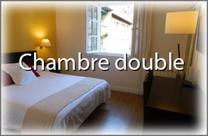 Chambre double hotel palacete
