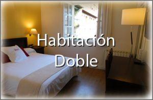 Habitacion Doble - Hotel Palacete - Hondarribia