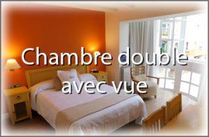chambre double avec vue hotel palacete