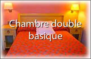chambre double basique - Fuenterrabia hotel