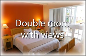 double room with views palacete hotel