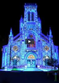 Espectáculo audiovisual en fachadas de edificios historicos y emblematicos. Oferta Hotel Fuenterrabia